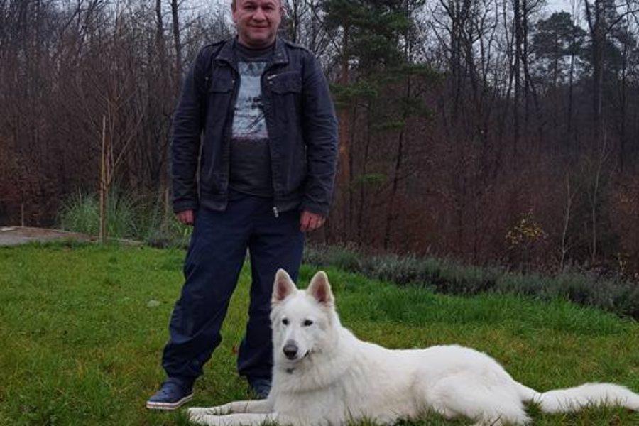 Ajs Amadeus vom Weissen Unterberg passed B-BH exam